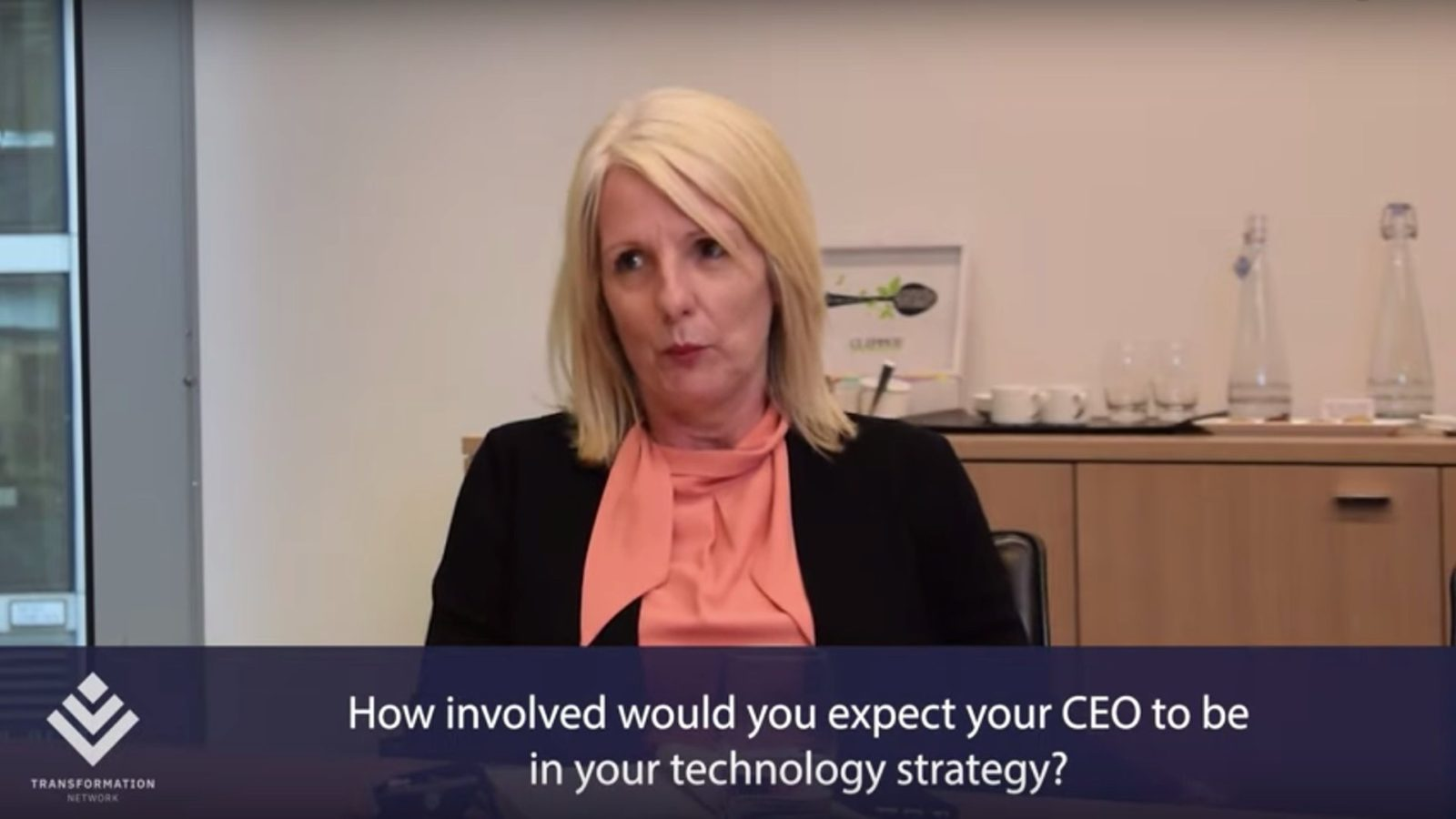 Technology Strategy. Karen Jacks.